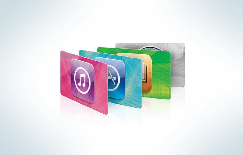 iTune Gift Cards