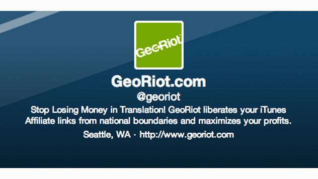 GeoRiot.com Stop Losing Money in Translation