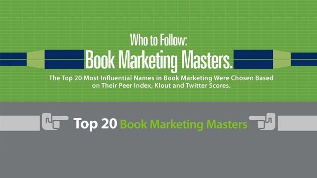 Celebrating Book Marketing Masters