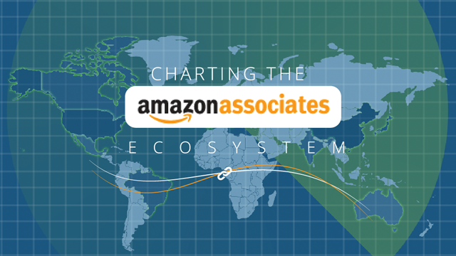 Charting Amazon Associates