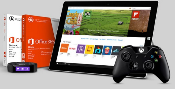 Support for the Microsoft Affiliate Program now live!