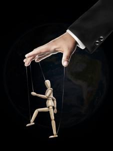 Puppet hand