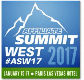 Geniuslink at Affiliate Summit West, 2017