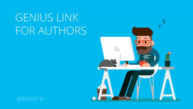 Genius Link for Authors