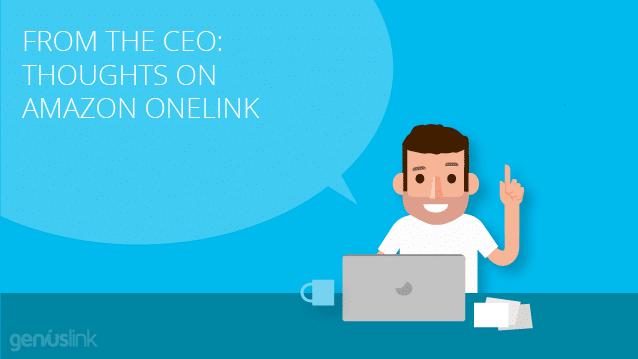 Thoughts on Amazon OneLink