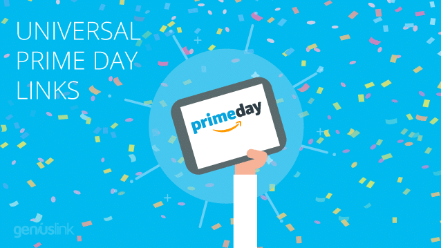 Prime day universal links