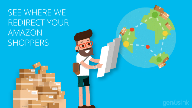 New: See Where We Redirect Your Amazon Shoppers