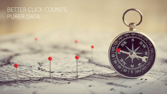 Better Click Counts, Purer Data