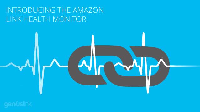 Amazon Link health checker