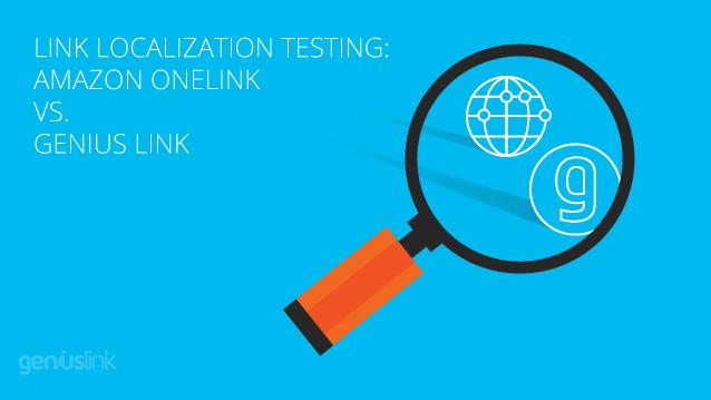 Link localization testing