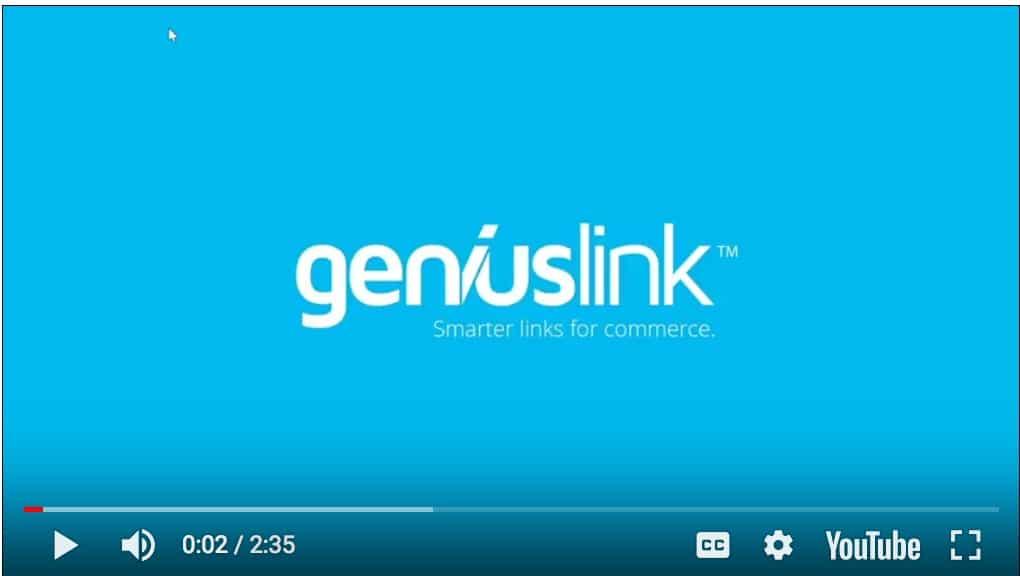 Geniuslink smart links for commerce