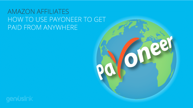 How To Use Payoneer To Get Paid From Anywhere