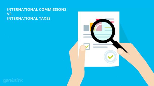 International Affiliate Commissions vs. International Taxes