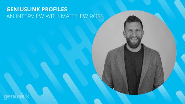 An Interview with Matthew Ross