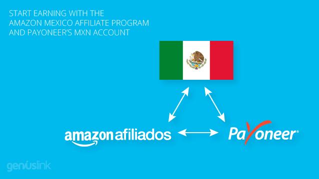 Amazon Mexico affiliate program