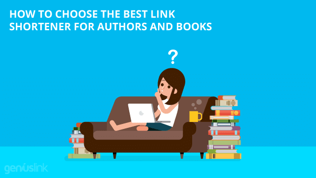 The Best Link Shortener For Authors and Books