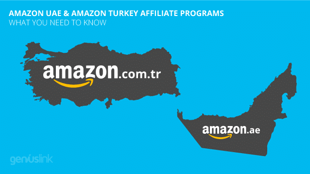 What do you need to know about Amazon UAE and Amazon Turkey