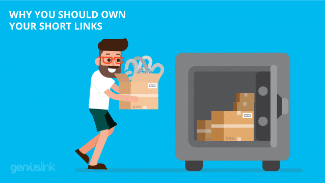you should own your short links