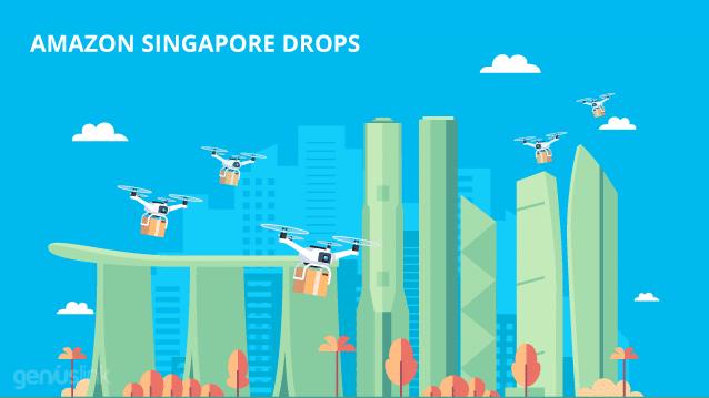 Amazon Singapore drop
