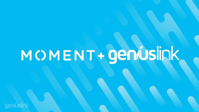 Moment affiliate program and Geniuslink
