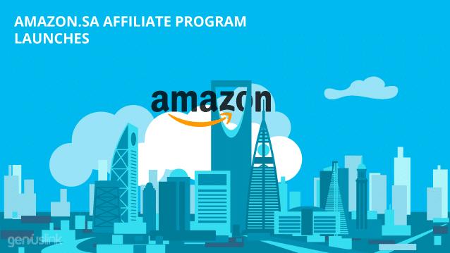 Amazon Saudi Arabia Affiliate Program and storefront launch!