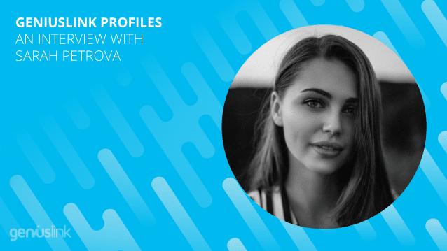 Sarah Petrova Profile