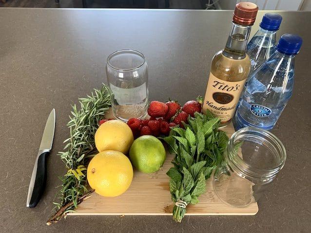 Cocktail Necessities