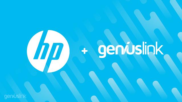 HP Affiliate Program + Geniuslink