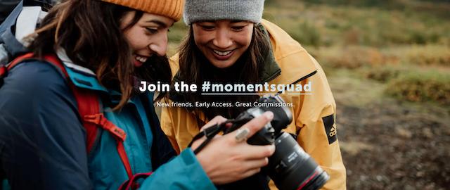 moment affiliate