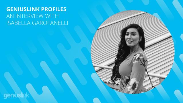 Isabella Garofanelli Interview
