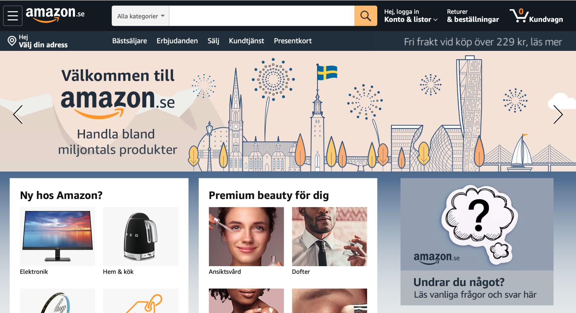 amazon sweden affiliate program