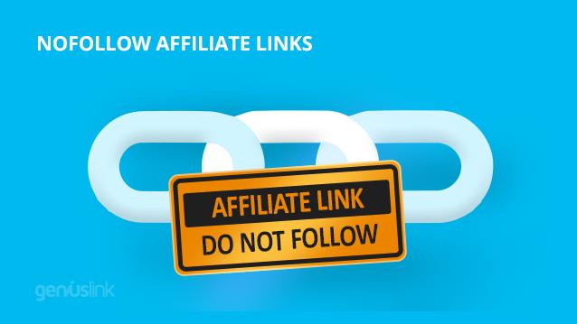 nofollow affiliate links