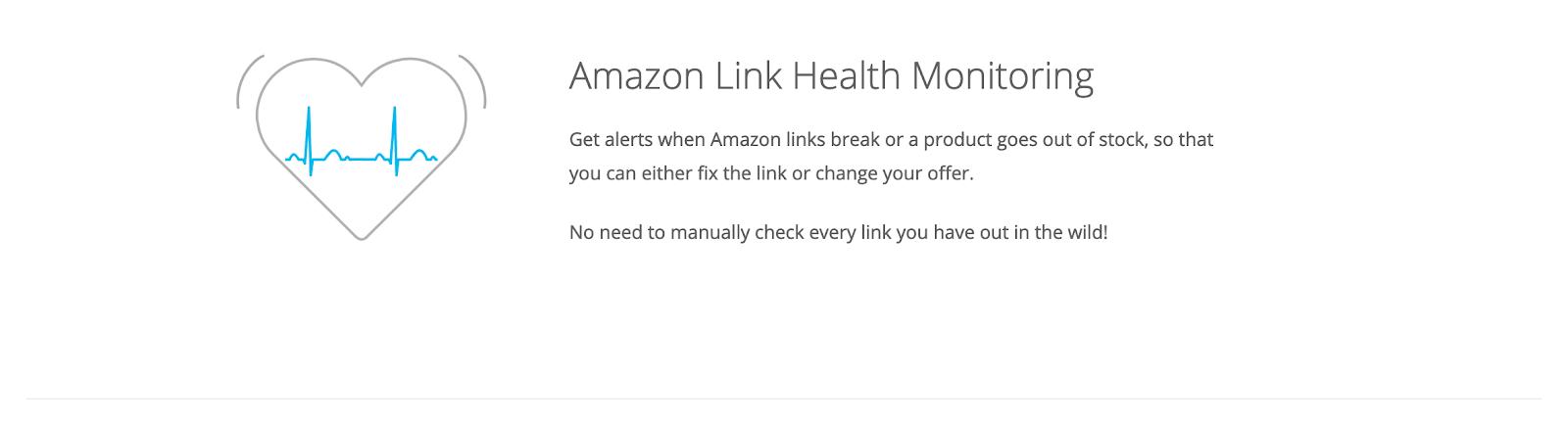 amazon link health